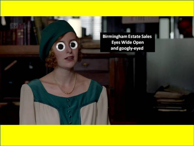googly eyed