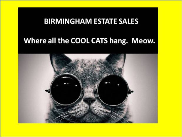 SOLD OUT! –BIRMINGHAM ESTATE SALES is in Mt. OLIVE for 3 days! Join us!
