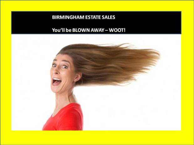 BIRMINGHAM ESTATE SALES is in MONTEVALLO for 3 days~ Join us !