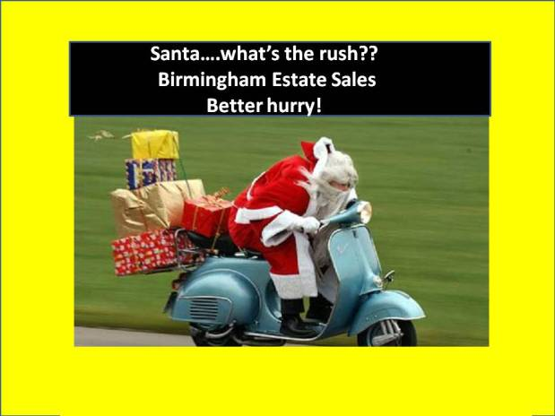 BIRMINGHAM ESTATE SALES is in CAHABA HTS! Join us!