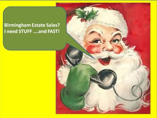 BIRMINGHAM ESTATE SALES is in VESTAVIA! Join us!