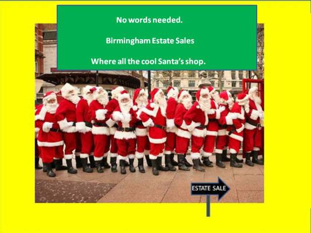 BIRMINGHAM ESATE SALES is in HOMEWOOD! Join us! 2 DAYS!