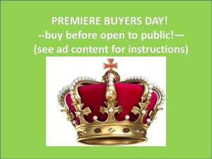 premiere buyers day