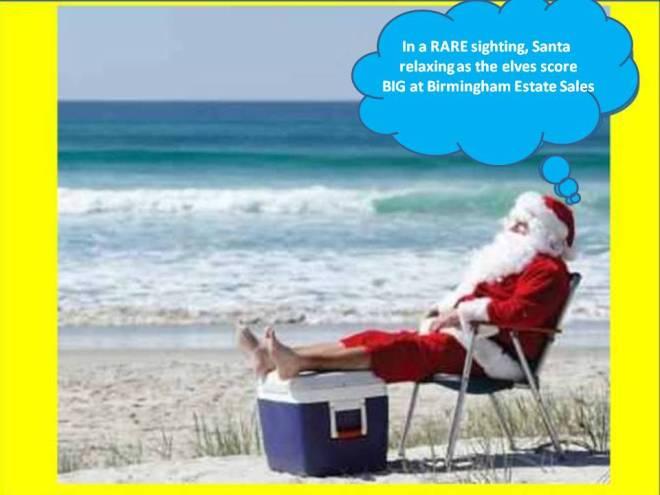 BES beach-time-santa