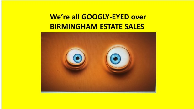 BIRMINGHAM ESTATE SALES is in MOUNTAIN BROOK for a 1 day Saturday extravaganza- Join us!