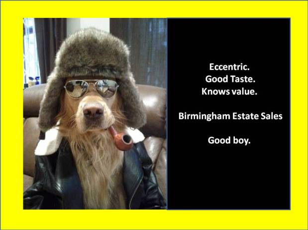 50% OFF, LAST DAY!! BIRMINGHAM ESTATE SALES is in PELHAM for 3 days- Join us!