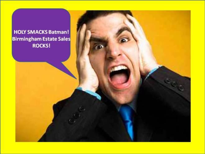 BES Batman rocks