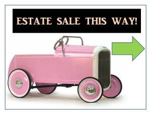 BIRMINGHAM ESTATE SALES is in B'ham for 1 day! Join us! All MUST GO!