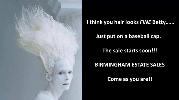 50% OFF! LAST DAY, ALL MUST GO! BIRMINGHAM ESTATE SALES is in MOUNTAIN BROOK for a petite 2 day sale! Join us!