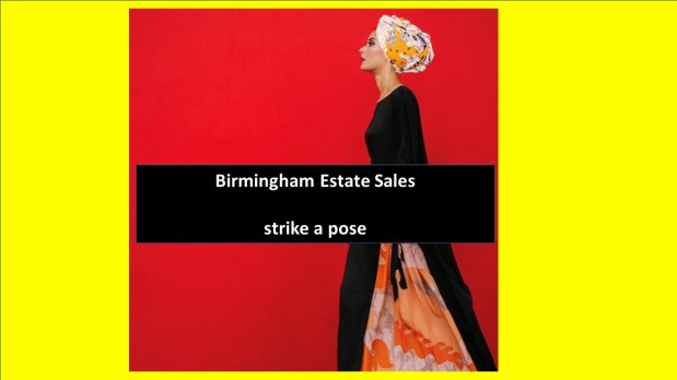 50% OFF! LAST DAY!!! BIRMINGHAM ESTATE SALES is in VESTAVIA for 2 days! Join us why don't you?!