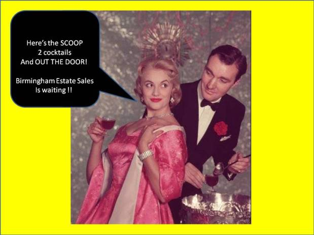 50% OFF, LAST DAY! BIRMINGHAM ESTATE SALES is in DECATUR for 3 days! Join us!