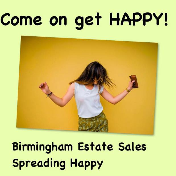 50% OFF, LAST DAY! BIRMINGHAM ESTATE SALES is in PINSON for 4 days- Join us!