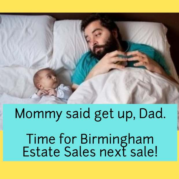 BIRMINGHAM ESTATE SALES is in MOUNTAIN BROOK for 2 days- Join us on Wed & Thurs!