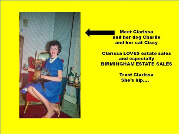 50% OFF, LAST DAY! BIRMINGHAM ESTATE SALES is in ALEXANDER CITY for 2 days- Join us!
