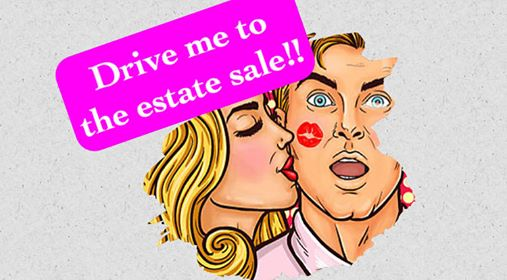 50% OFF NOW! BIRMINGHAM ESTATE SALES is in MOUNT OLIVE for 3 days- Join us!
