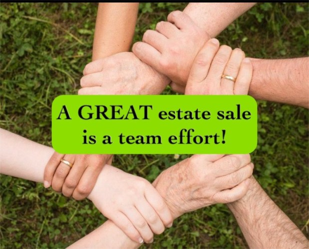 50% OFF NOW!  BIRMINGHAM ESTATE SALES is in TRUSSVILLE for 3 days- Join us!