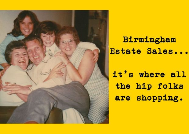 50% OFF! LAST DAY! BIRMINGHAM ESTATE SALES is in VESTAVIA HILLS for 3 days- Join us!