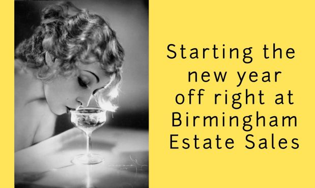 BIRMINGHAM ESTATE SALES is in BESSEMER for 2 days- TUES & WED!