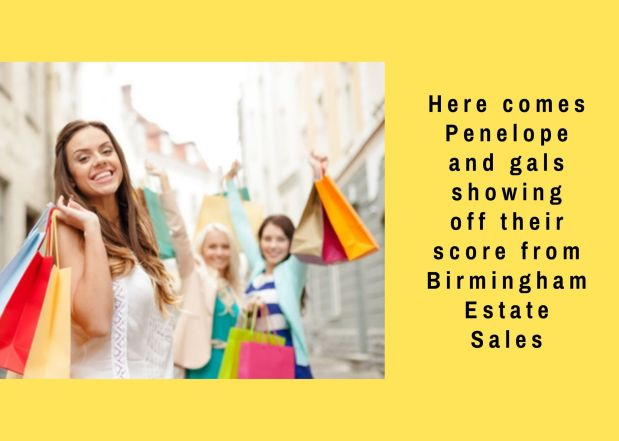 BIRMINGHAM ESTATE SALES is in HOOVER for 3 days! Join us!