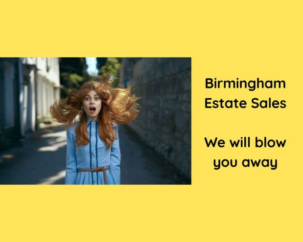 BIRMINGHAM ESTATE SALES is in IRONDALE for 2 days! Joinus!